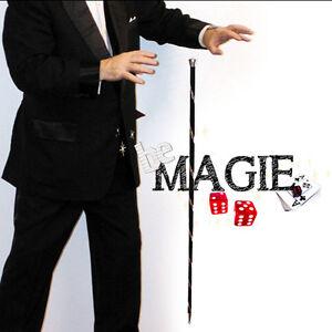 Canne dansante - Magie - Scène - Dancing cane