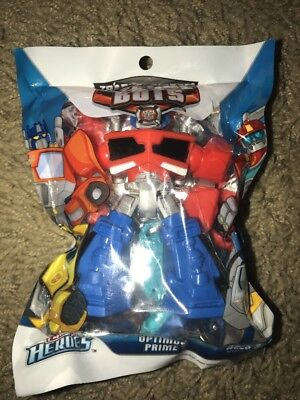 NEW SEALED Transformers Rescue Bots BUMBLEBEE Action Figure Toy Bot 4 inch