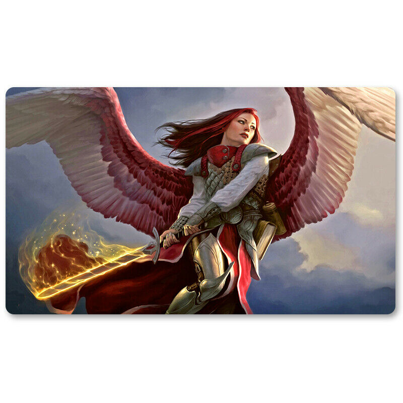 Archangel of Thune - Board Game MTG Playmat Games Mouse