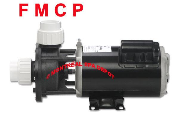 Aqua-Flo fmcp Flo-Master OEM Bomba Spa 2 velocidades 1 1 2 HP 115V parte   2607000