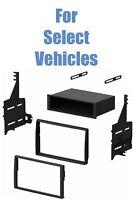 Radio Install Dash Mount Trim Face Plate Car Kit For 2005-2006 Nissan Altima