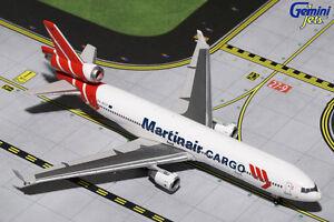 Details about GEMINI JETS MARTINAIR MD-11CF 1:400 DIE-CAST MODEL PH-MCP  FINAL FLIGHT GJMPH1195