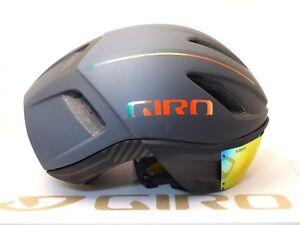 Giro-Vanquish-MIPS-Matte-Gray-Firechrome-Large