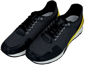 Scarpe-Uomo-Sintetica-Pirelli-Sneakers-Men-Oxford-Derry-04-Silver-Black