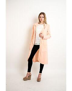 Peach color color rosa Blazer pesca Giacca donna rosa da sartoriale IZF0q1w