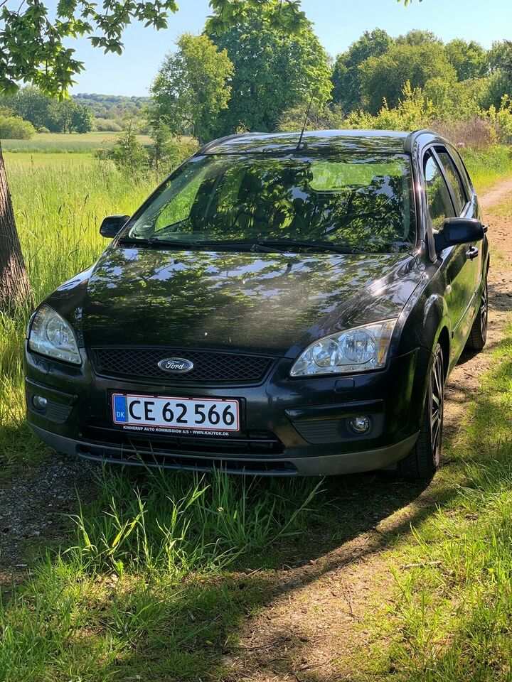Ford Focus, 1,8 TDCi Ghia Collection stc., Diesel