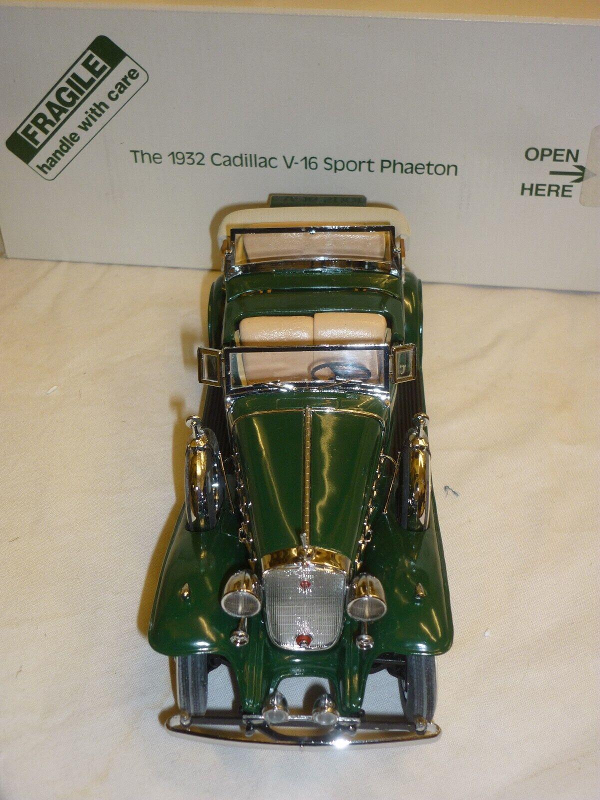 Un modello Danbury Danbury Danbury Nuovo di zecca scala di un 1923 CADILLAC V16 Phaeton. in scatola e5eef2