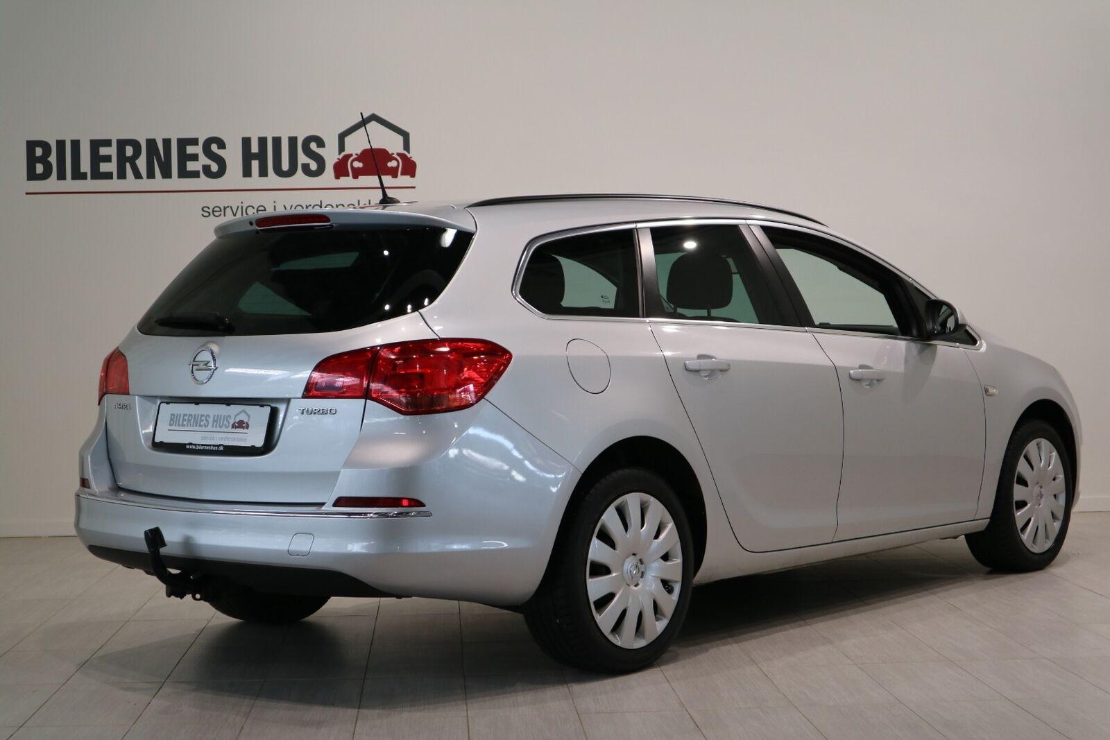 Opel Astra 1,4 T 140 Sport Sports Tourer - billede 1