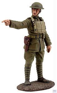 100% De Qualité B23103 W.britain U.s. Military Policier 1 1917-18 La Première Guerre Mondiale Paquet éLéGant Et Robuste