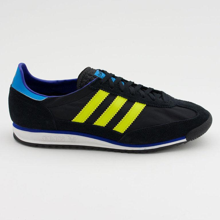 Adidas VLSet Sneakers Uomo Donna Basse Bianco Scarpe classiche da uomo 016282