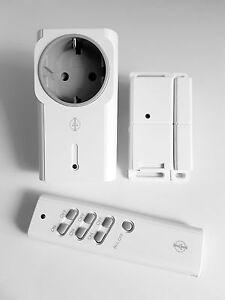 funk abluftsteuerung intertechno stecker fernbedienung. Black Bedroom Furniture Sets. Home Design Ideas
