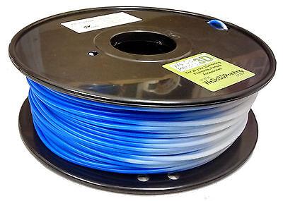 Dark to Light Green 3D Printer Magic Heat Colour Change Filament ABS /& PLA
