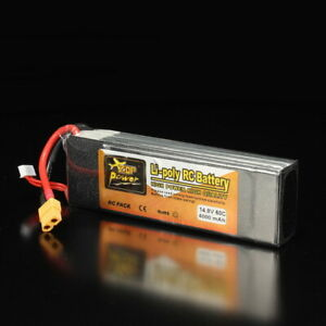 4000mah-14-8v-Zop-Power-4s-60c-xt60-Plug-Lipo-Battery-for-RC-Helicopter-Toy-NEU