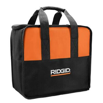RIDGID TOOL BAG CARRYING CASES FOR 18 V VOLT DRILL IMPACT /& BATTERY 14X11X3