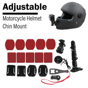 20pcs-Adhesive-Helmet-Front-Chin-Mount-For-Gopro-Hero-7-6-5-4-Accessories