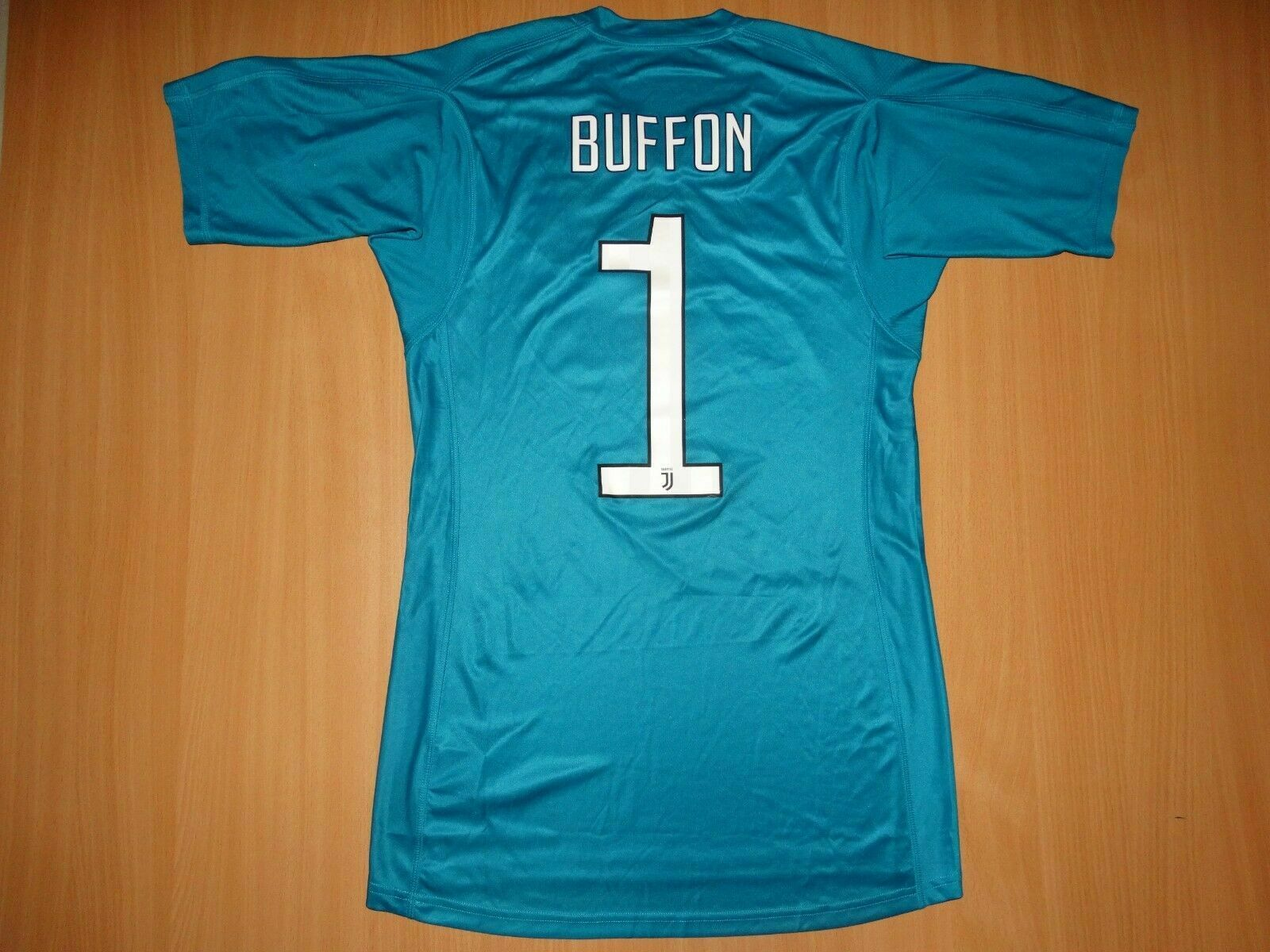 Nuevo 2017 2018 Juventus  1 Buffon lejos Adidas Adizero Camiseta De Fútbol S portero