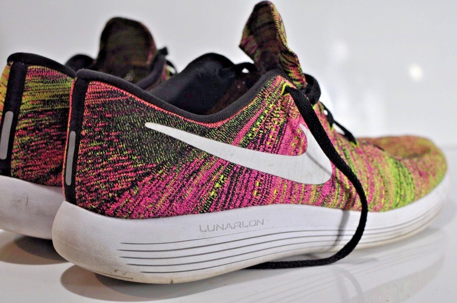 Nike Lunarepic Flyknit lunarlon Mens 11.5 shoes