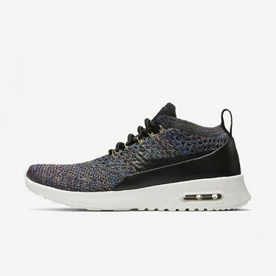 Womens Nike Air Max Thea Ultra Flyknit Running Trainers 881175 400