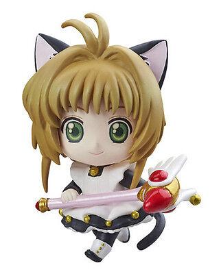 Card Captor Sakura Lolita Dress Winking Petit Chara Land Trading Figure NEW