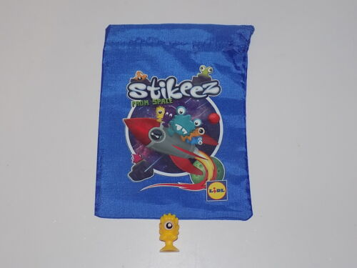 Lidl Stikeez from space 2016 Number 13 GLOVY