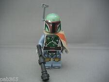 Lego Figurine Minifig Star Wars - Boba Fett Neuf New / Set 75137