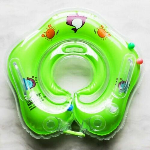 Newborn Baby Double Balloon Thickening Swimming Ring Lifebuoy Best GlTZl