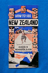 How-To-See-New-Zealand-Cook-039-s-1935-36-32-pages
