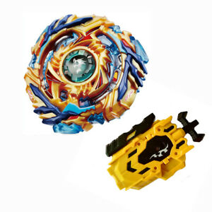 Beyblade-Burst-Combat-B79-Battle-Tops-Drain-Fafnir-With-L-R-String-Launcher-YZ
