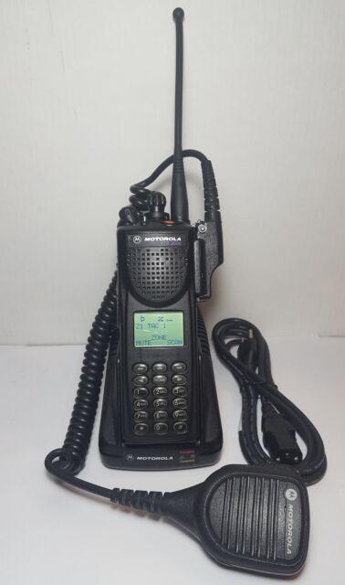 Motorola XTS 3000 III 800MHz Astro Digital IMBE H38 Smartzone Radio H09UCH9PW7AN