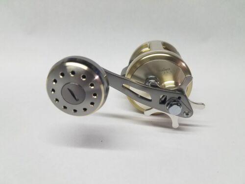 Abu Garcia Daiwa Silver Fishing Reel Power Handle Vortex 8x5mm AHERNTACKLE