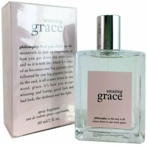 AMAZING-GRACE-by-Philosophy-for-women-EDT-2-0-2-oz-New-in-Box