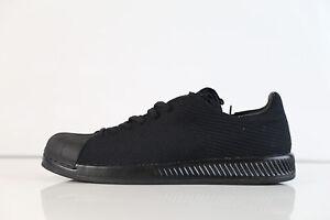 Adidas Originals Superstar Bounce PK Black S82241 7-13 prime knit ... 5f4dea563fd4