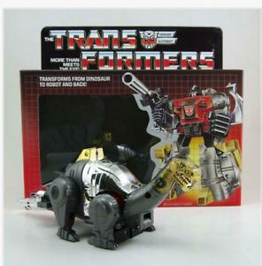Transformers G1 sludge dinobot reissue brand new Free shipping by Speedpak