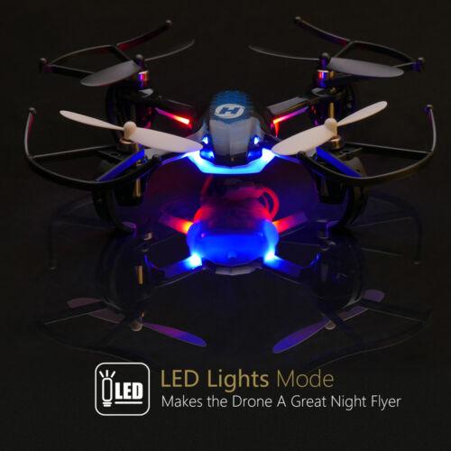 Holy Stone HS170 Predator Mini RC Drone 2.4G Headless Wind-resistant Quadcopter