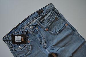 * 21 Nouveau Hommes Jeans Pantalon Bermuda Shorts Magnifique Peet 5171 Court W30