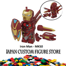 DEADPOOL DUCK FUNNY Minifigures Fits Lego MOC MARVEL IRON MAN CUTE TOY KID 25297