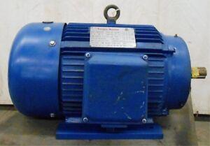 Torquemaster Motor Tm0204tef 20hp Ebay