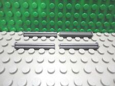 Lego 2 Black technic axle 2L or 5//8 inch in length