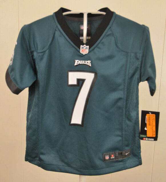 New Nike Philadelphia Eagles  7 Michael Vick NFL Jersey Youth Medium 5-6  Green 28f17cf5b