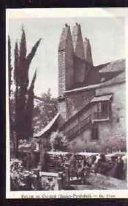 1948 -- EGLISE ET CIMETIERE DE GOTEIN Q304 - France - 1948 -- EGLISE ET CIMETIERE DE GOTEIN Q304 il ne s'agit pas d'une carte postale , mais d'un beau document paru dans la rare LA FRANCE EN 1948 le document GARANTI D'EPOQUE est en tres bon état et présenté sur carton d'encadrement format 135 X 8 - France