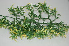Reptile FMR Croton Large Plastic Plant 55 cms Suitable For All Reptiles