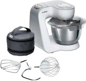 Bosch-MUM58200GB-CreationLine-Kitchen-Machine-Food-Mixer-Silver-White