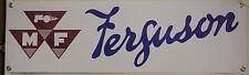 Massey Ferguson 150 158 165 175 180 185 188 Large Pvc Work Shop Banner Garage