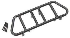 RPM Pare-chocs arrière noir pour Team Associated SC10 SC10.2 2WD Contrôle Radio Voitures Camion #70122