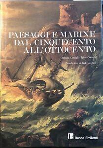 PAESAGGI-E-MARINE-DAL-CINQUECENTO-ALL-039-OTTOCENTO
