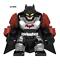 Marvel Avengers Smart Heroes Hulk Thanos Panther Batman Venom Figures Block Toys