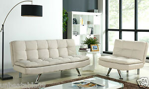 Fabric Sofa Bed Set 3 Seater Sofabed And