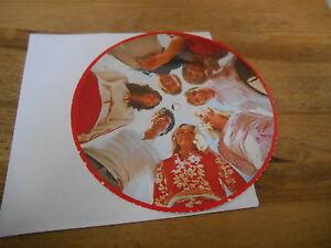 7-034-Werbe-DAK-Bildplatte-2-Song-Flexi-PRIVAT-PRESS-disc-only