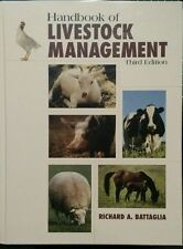 Handbook of Livestock Management by Richard A. Battaglia (2000, Hardcover,...