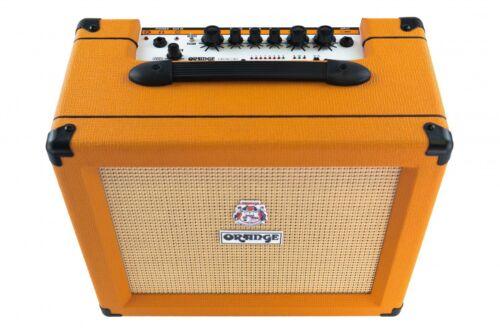 Orange Crush 35RT Guitar Amplifier Speaker Combo w// Tuner /& Reverb Brand New!